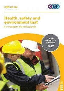 Health, Safety and Environment Test for Managers and Professionals: Gt 200/17 2017 Paperback