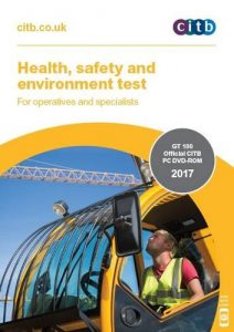 Health, Safety and Environment Test for Operatives and Specialists: GT 100/17 DVD 2017 DVD-ROM – 3 Apr 2017